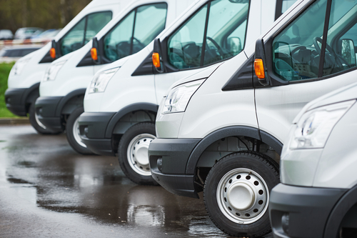 commercial auto gas fleet