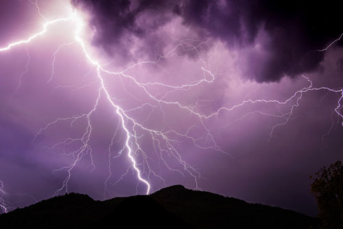 Propane Safety Tips When Thunderstorms Occur
